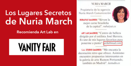 Los lugares secretos de Nuria March