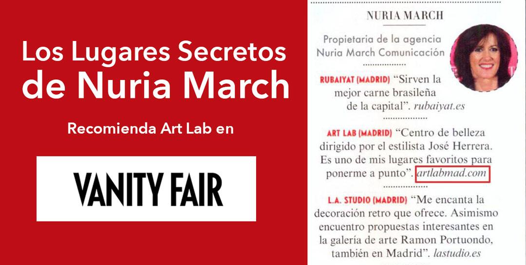 Los lugares secretos de Nuria March