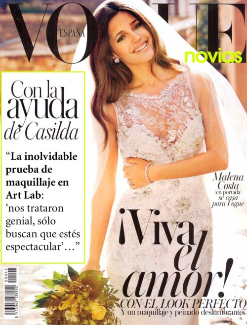 Art Lab en Vogue Novias