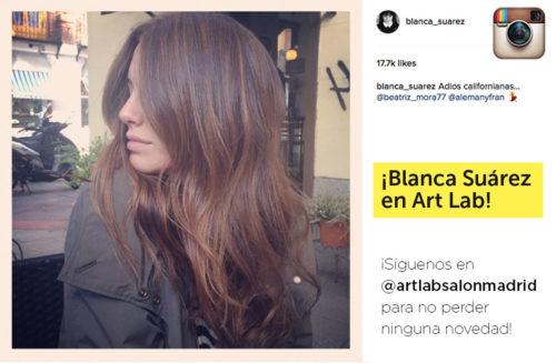 Blanca Suarez en Art Lab