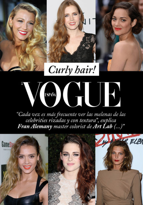 Art Lab en Vogue