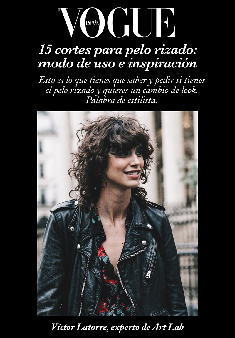Victor Latorre (Art Lab) en Vogue