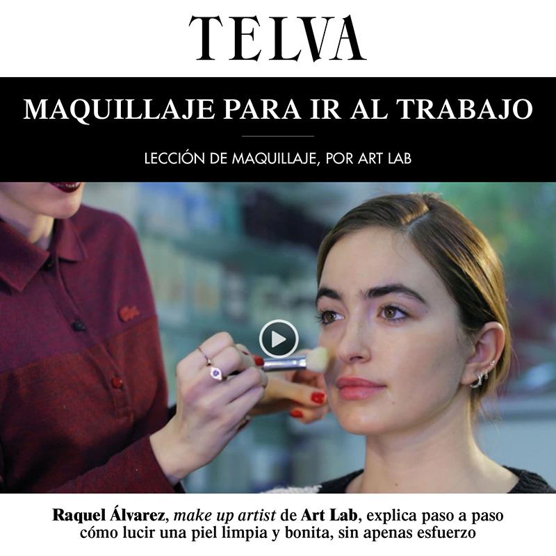 Raquel Álvarez de Art Lab en Telva