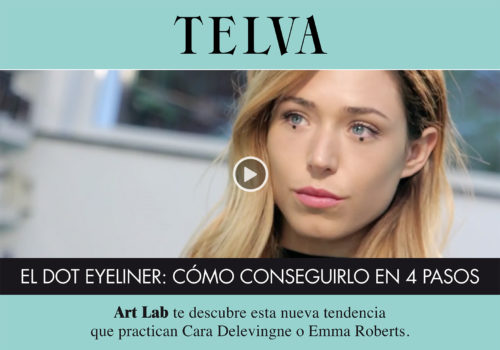 ART LAB – DOT EYELINER – TELVA