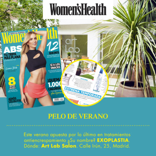 Art Lab en Womans Health