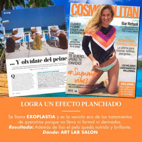 Art Lab en Cosmopolitan
